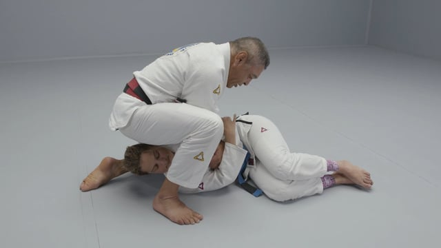 Defend the kimura... and your neck!