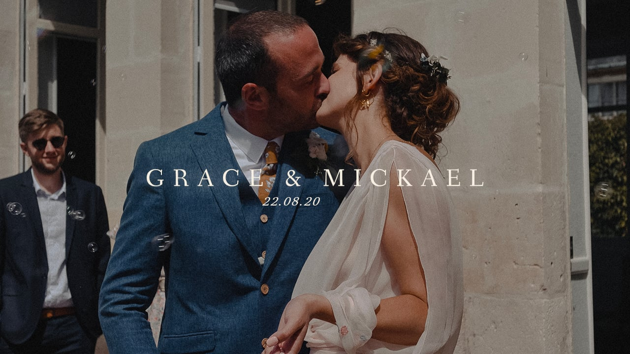 VIDÉO MARIAGE - GRACE ET MICKAEL