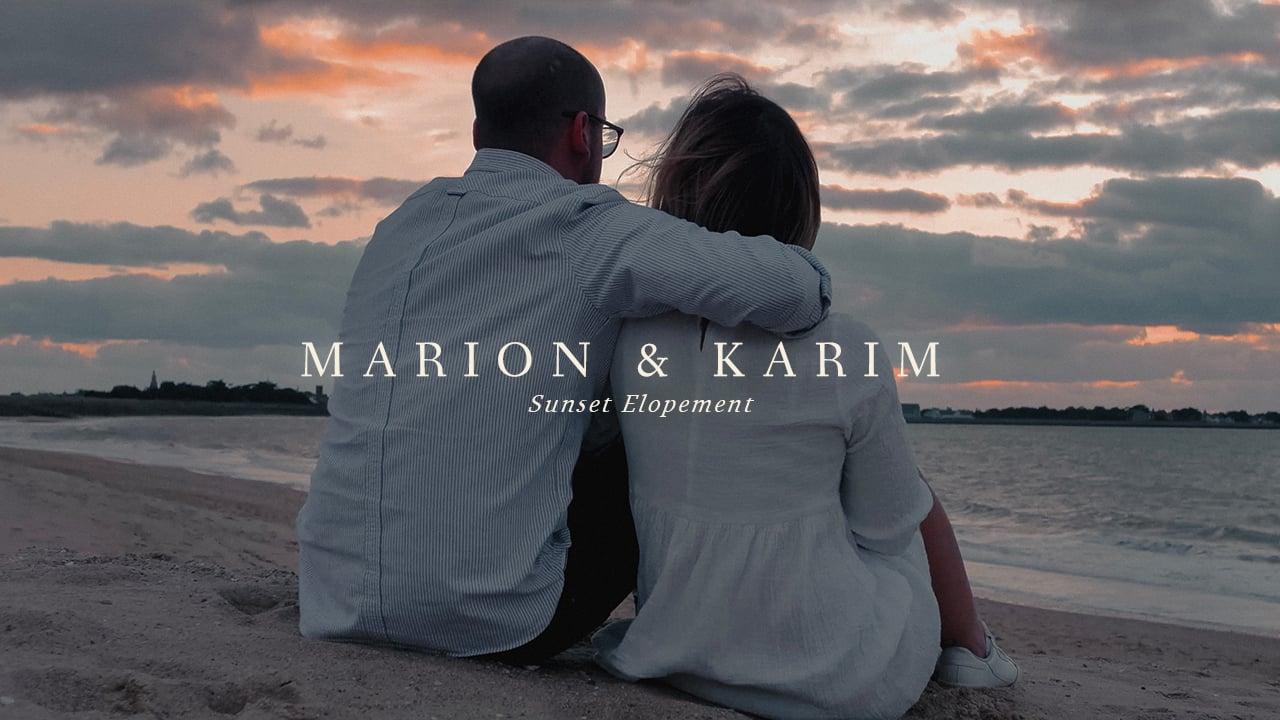 MARION & KARIM - ELOPEMENT