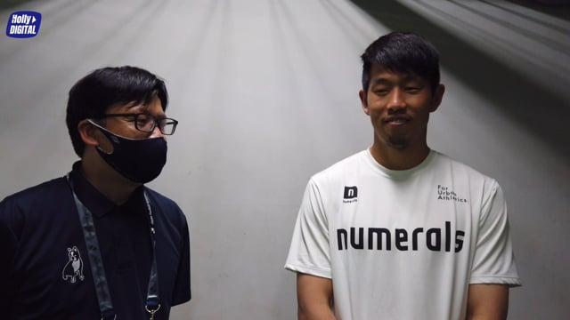 【第23節vs.松本】牲川歩見選手インタビュー