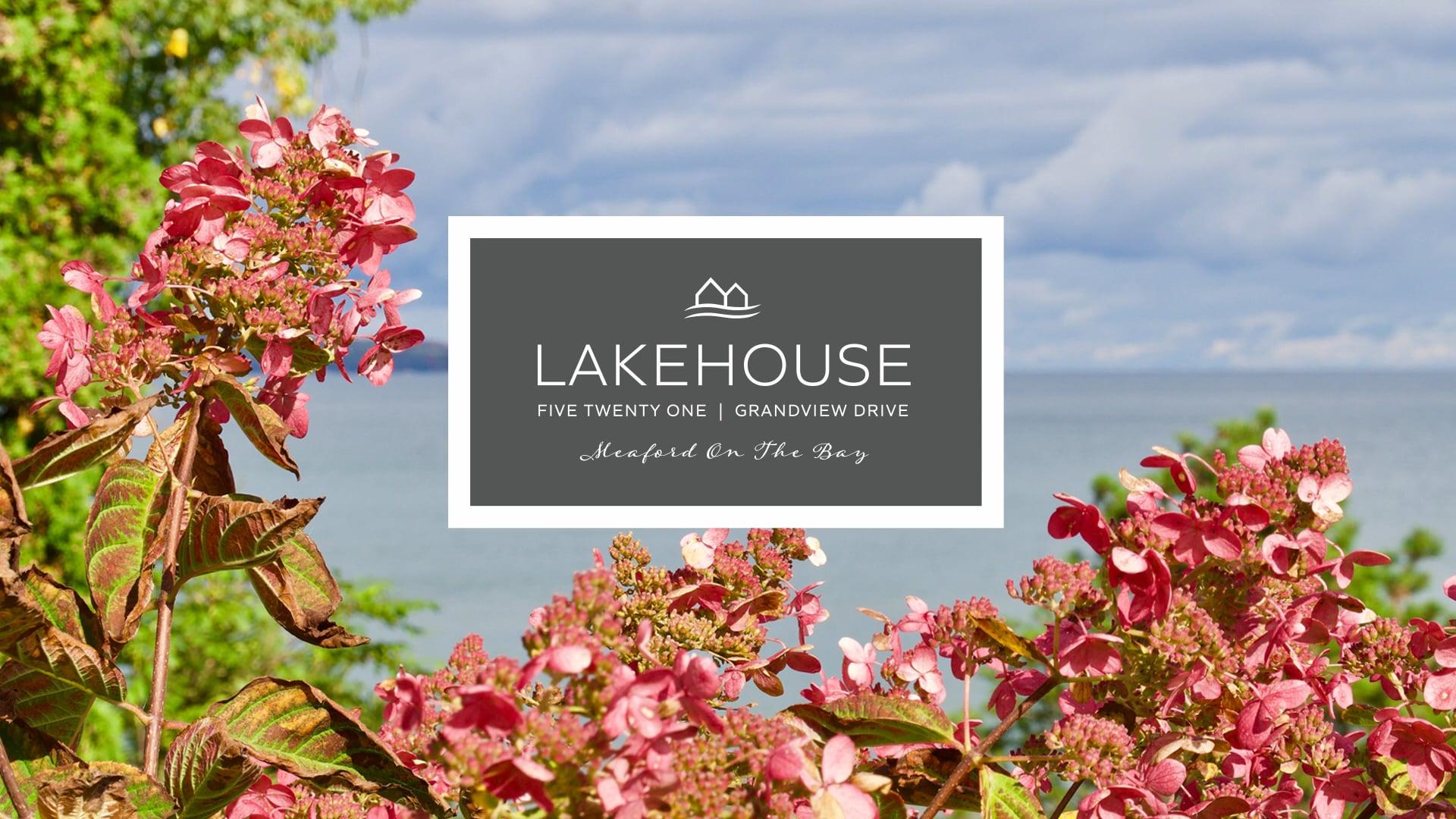 Lakehouse Georgian Bay