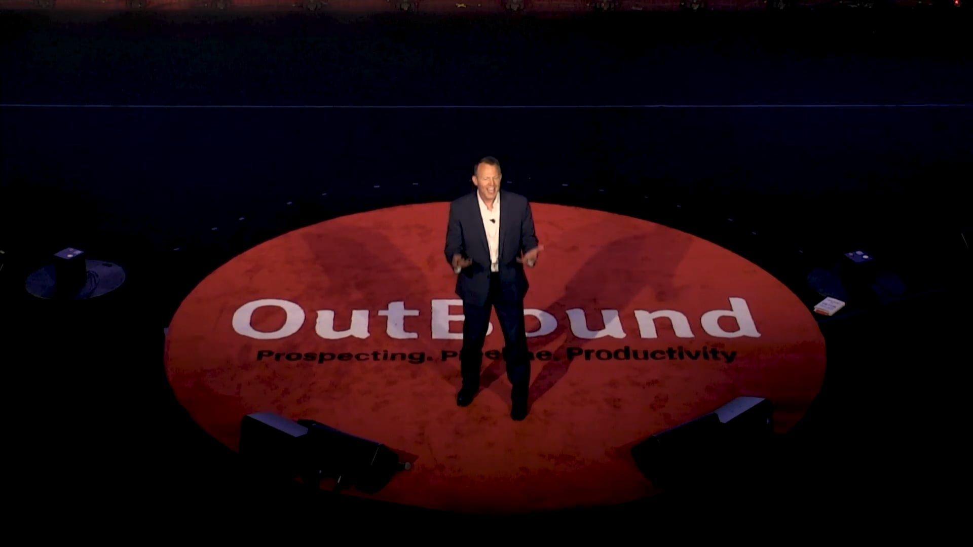 OutBound: James Muir