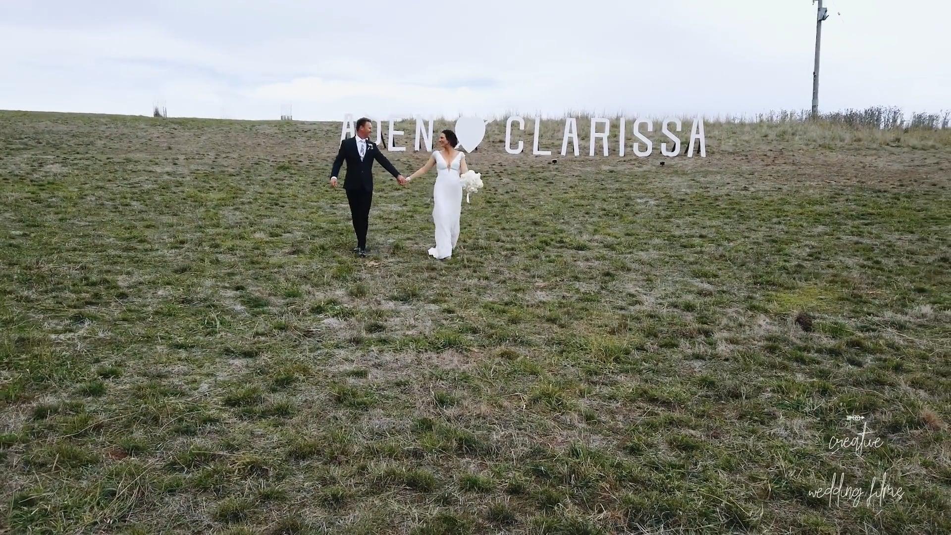 Aden & Clarissa Wedding Highlights Film