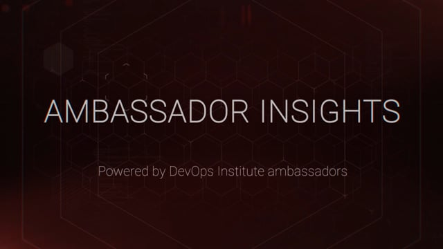 Continuous Delivery - Ambassador Insights