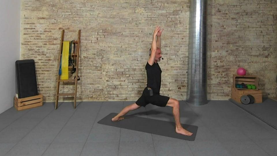 Tonifica brazos y piernas (II)