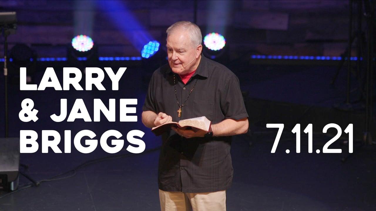 Guest Speaker - Sunday Sermon  |  7.11.21