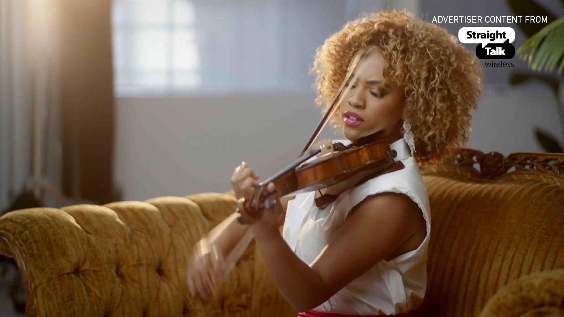 VOX and Straight Talk feat. Violinist Ezinma