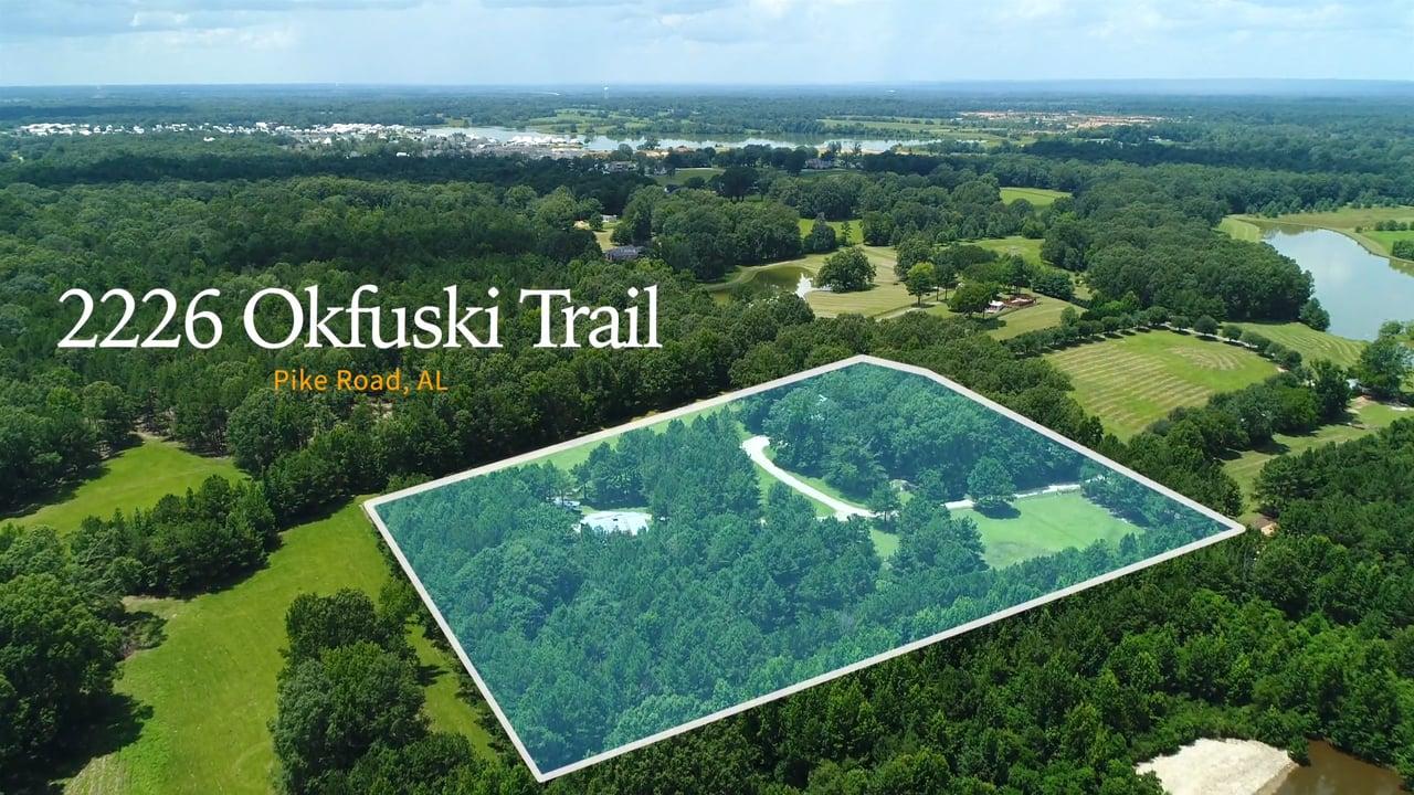 2226 Okfuski Trail    Pike Road, AL