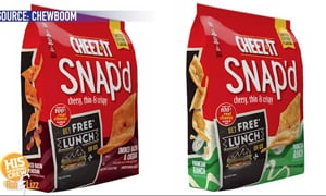 It finally happened...NEW CHEEZ-IT flavors!!