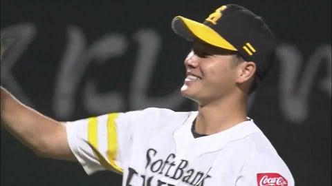 【ファーム】ホークス・笠谷 9回131球14奪三振の快投で完封勝利!! 2021/7/20 H-C(ファーム)