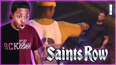 Trent's Saints Row Ep. 1