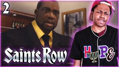 Trent's Saints Row Ep. 2
