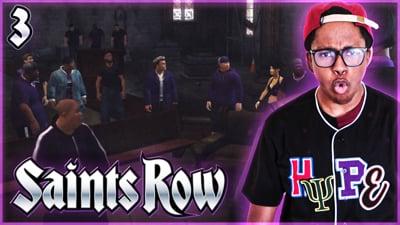 Trent's Saints Row Ep. 3