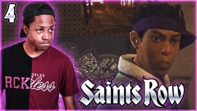 Trent's Saints Row Ep. 4