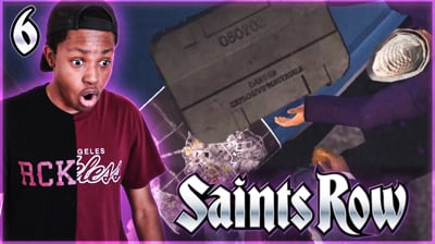Trent's Saints Row Ep. 6