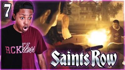 Trent's Saints Row Ep. 7