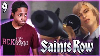 Trent's Saints Row Ep. 9