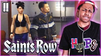Trent's Saints Row Ep. 11