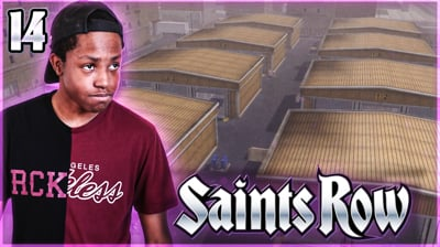 Trent's Saints Row Ep. 14