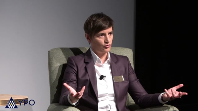 Highlights: Serbian Prime Minister at The Crosby Street Hotel, presented by YPO
