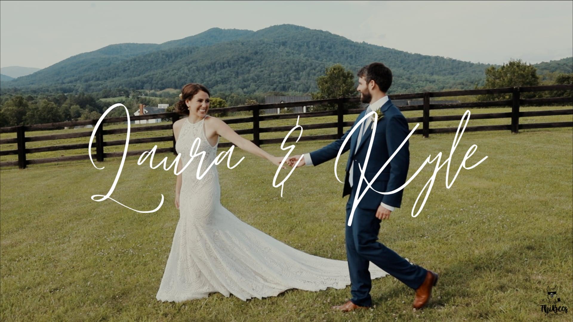 Laura & Kyle | Crozet, VA | Cinematic Highlight Video