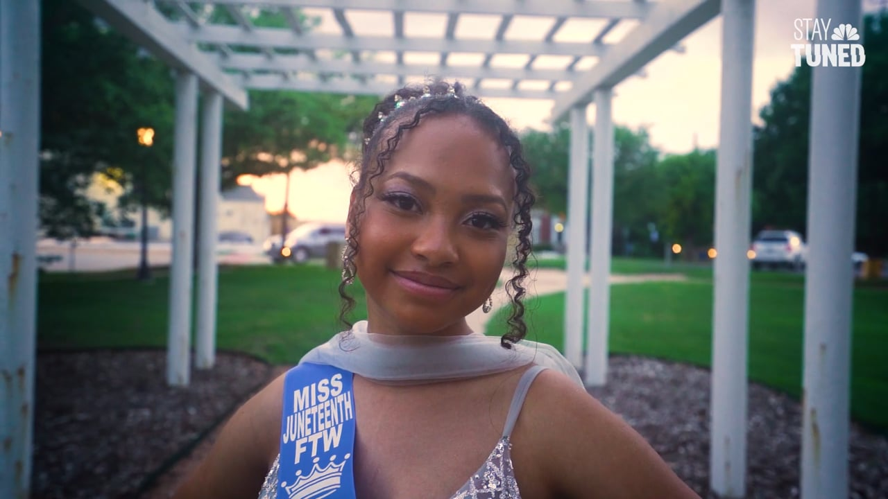 A Texas Tradition: Crowning Miss Juneteenth - NBC News
