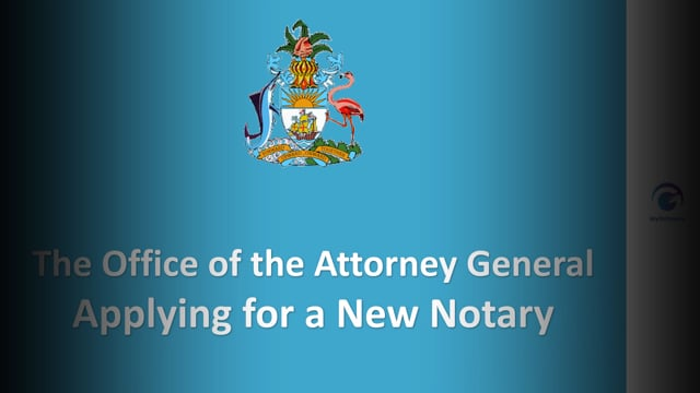 Applying for a New Notary