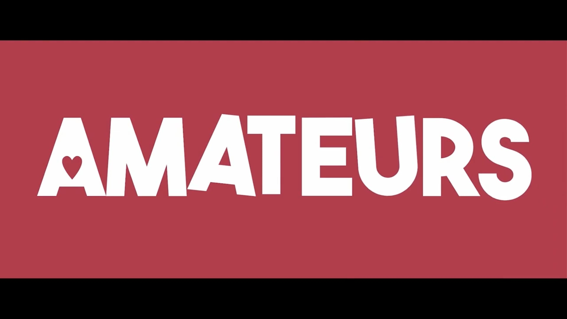 "Trailer - ""Amateurs"" (Ceres Machado, 2021) - English subtitles"