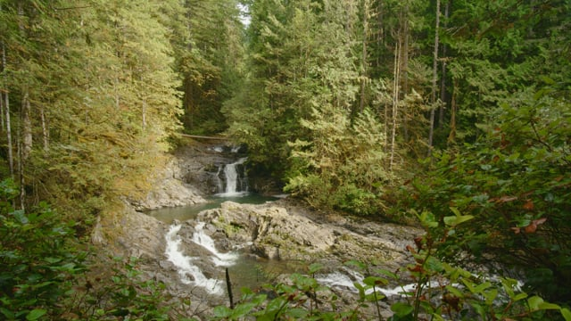 The Gem of Wallace Falls State Park, Washington State - Short Preview Video