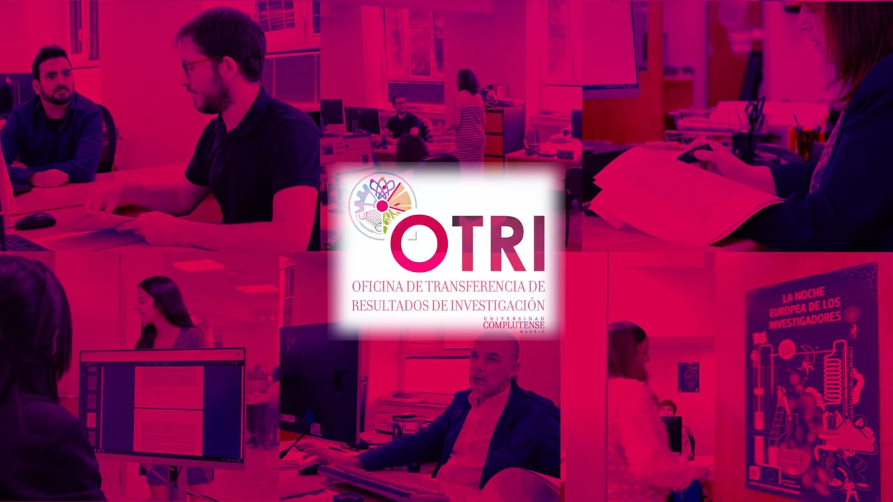 OTRI - Oficina de Transferencia de Resultados de Investigación
