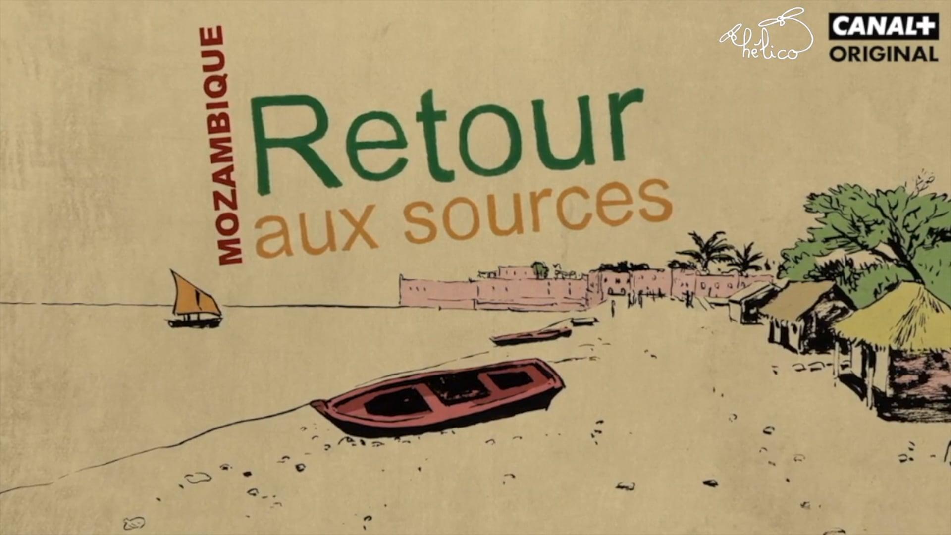 TRAILER Les Routes de Lindigo : RETOUR AUX SOURCES - Mozambique