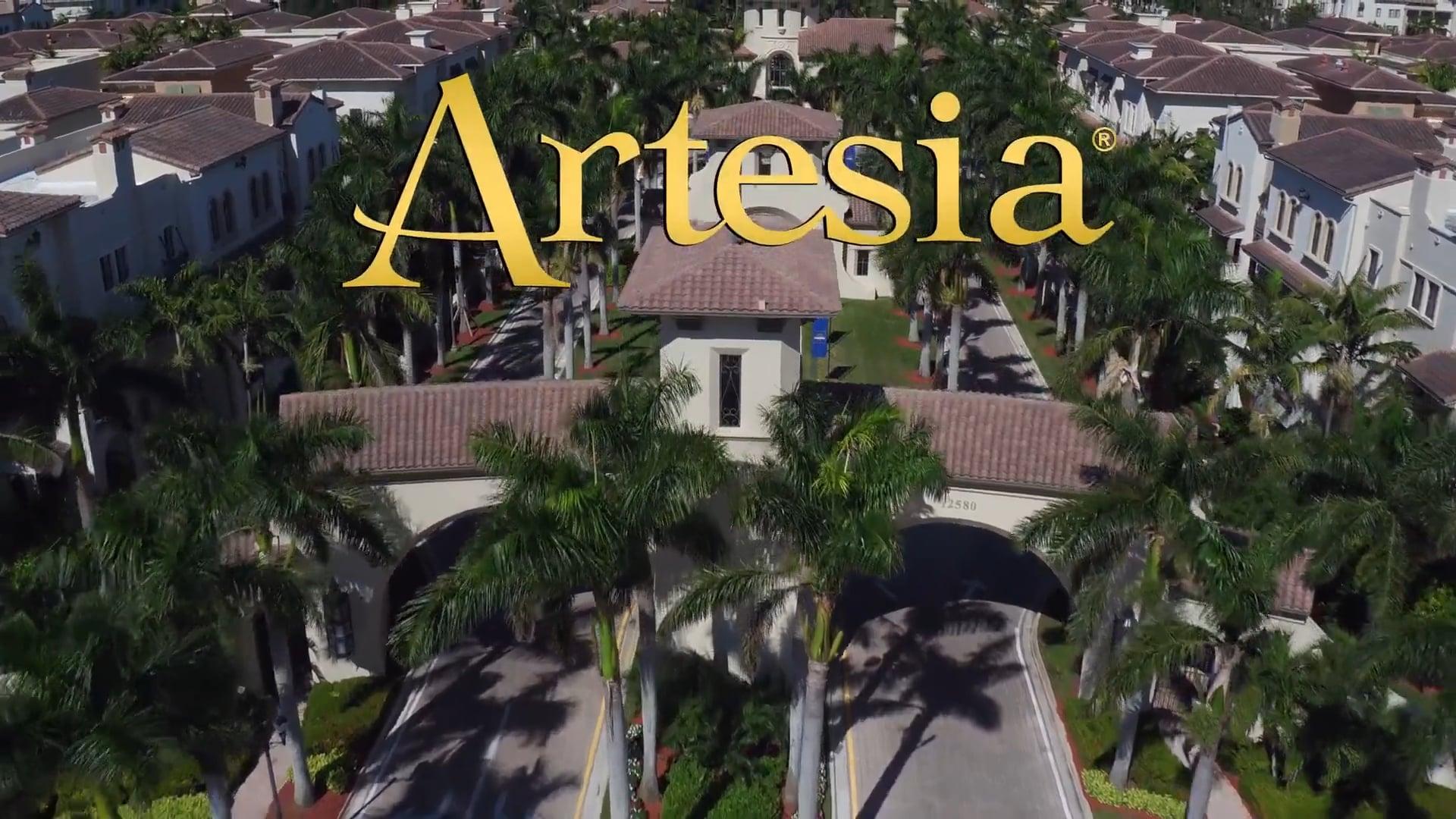 Artesia Sky Villa Construction