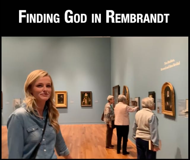Finding God In: Rembrandt