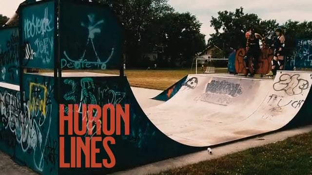 Huron Lines - Lonely Lover