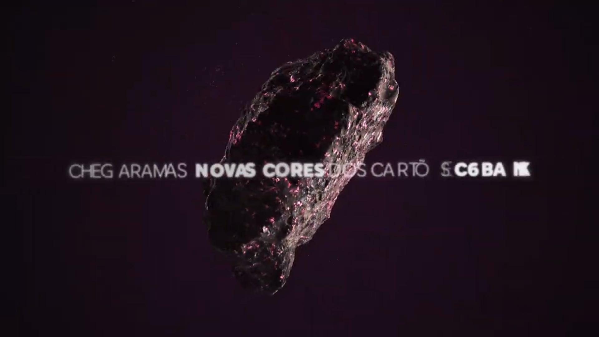 C6 BANK - Novas Cores