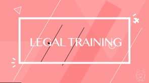 Five things about legal training with Sarah Ouis