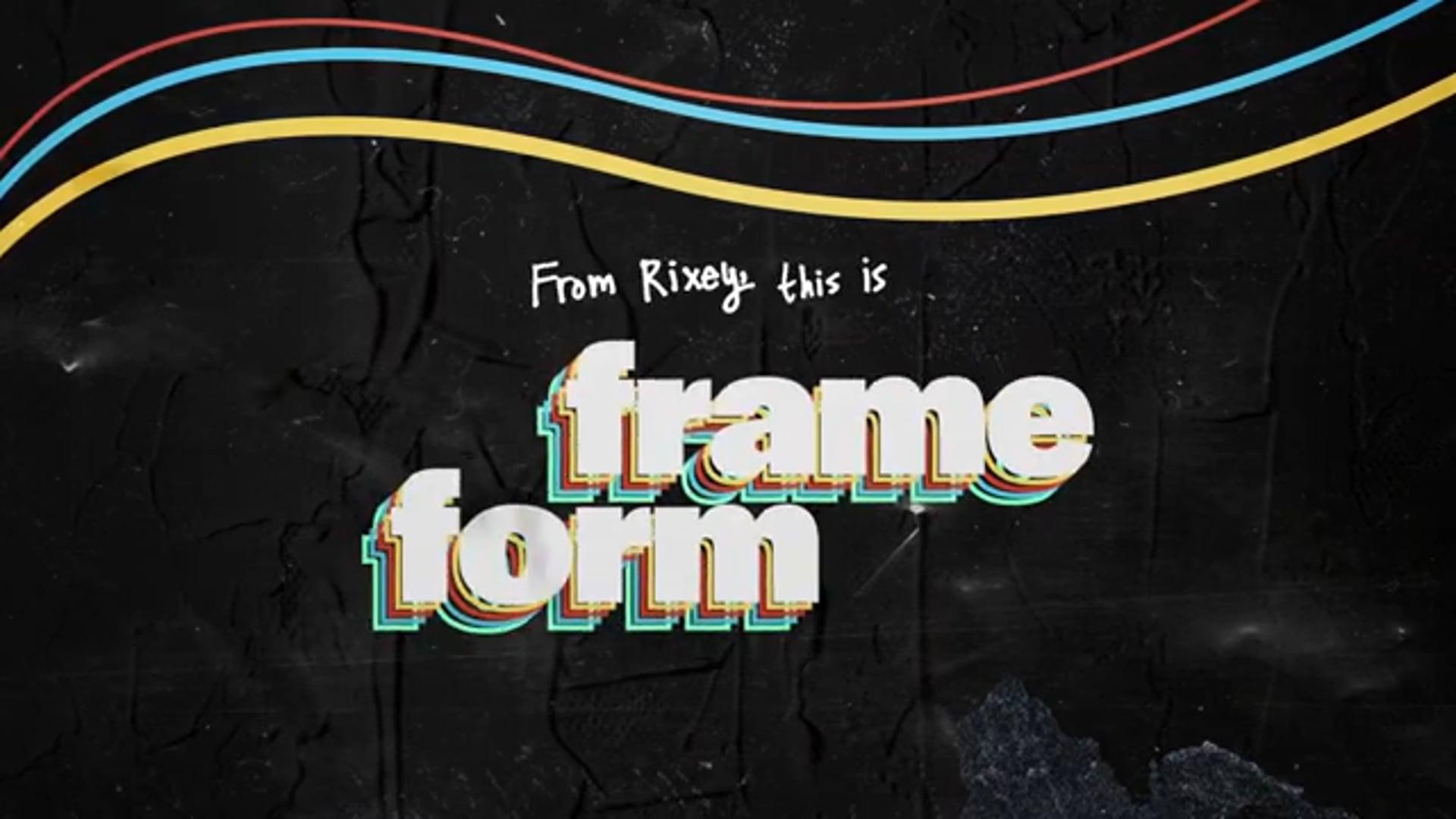 Frameform Season 2 (Trailer)