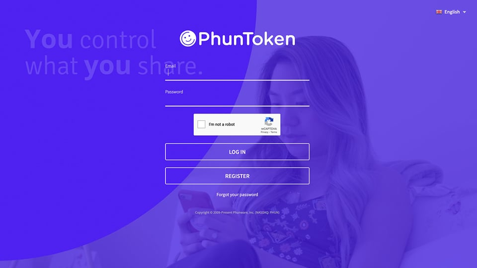 PhunToken Purchasing Walkthrough