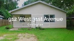 912 West 31st Avenue, Covington