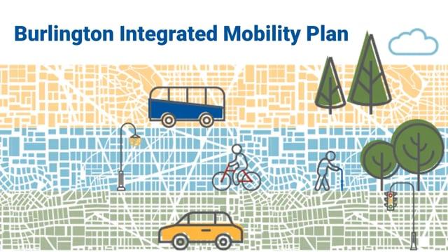 Burlington's Integrated Mobility Plan