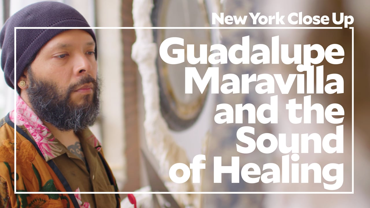 """Guadalupe Maravilla & the Sound of Healing 