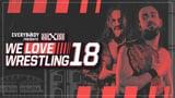 wXw We Love Wrestling 18