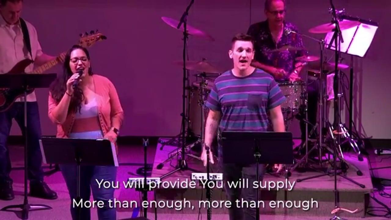 July 18, 2021 Contemporary Worship