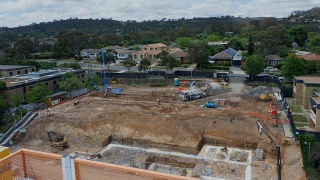 Building 8 - Canberra Hospital