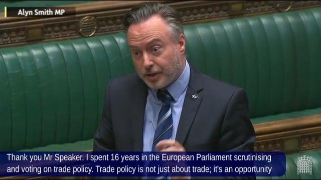 Human Rights: Trade Deals