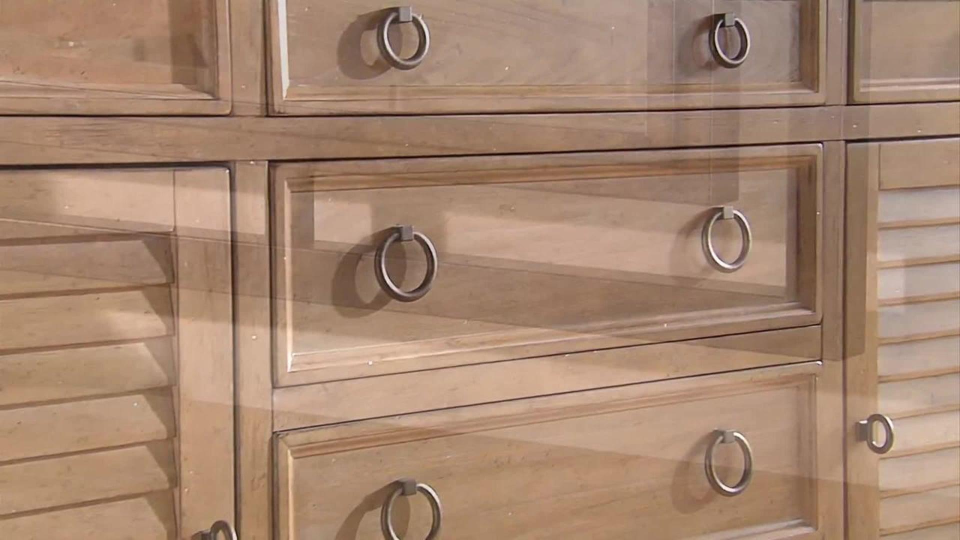 Morro Bay Dresser