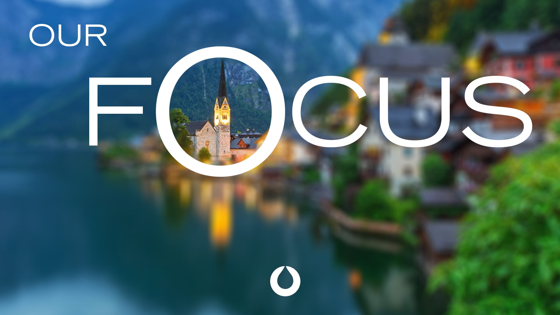 Our Focus (Part 3)   Pastor Fred McCarthy