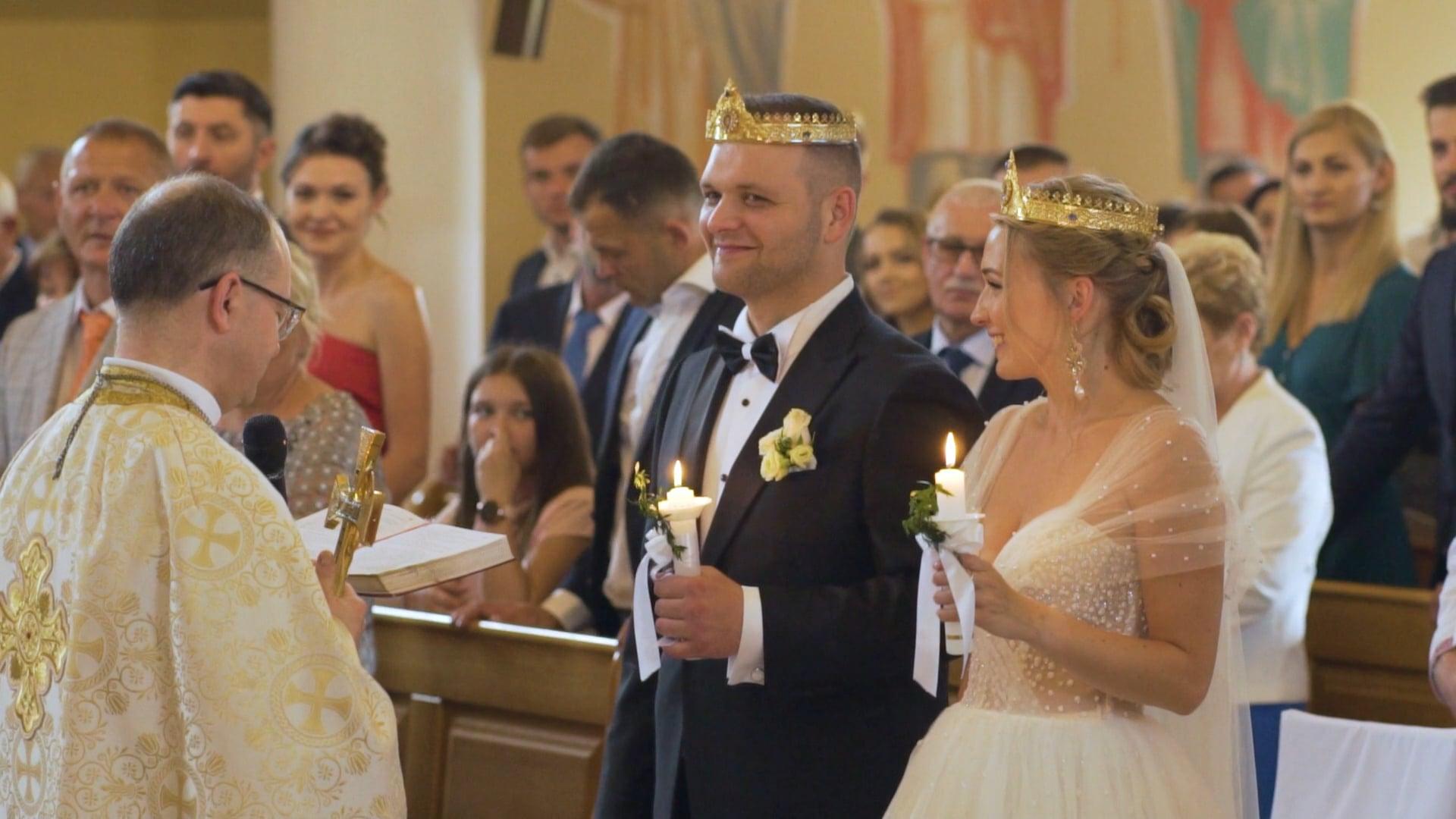 Ewa i Piotr Łemkowski Ślub Lemko Wedding