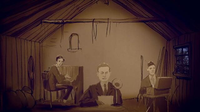 Radio uitzending 21 juli 1941