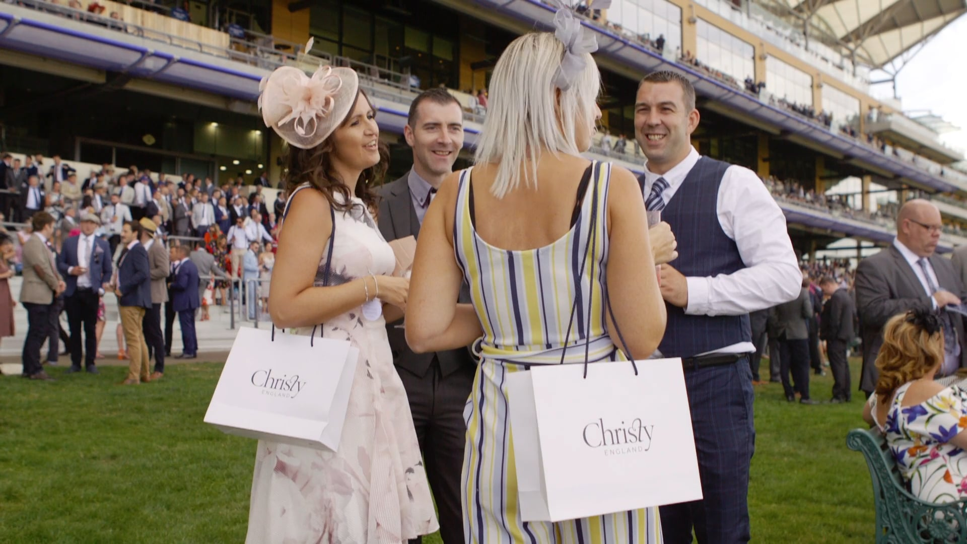Christy at ASCOT